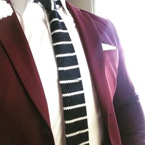 Other - Burgundy Suit
